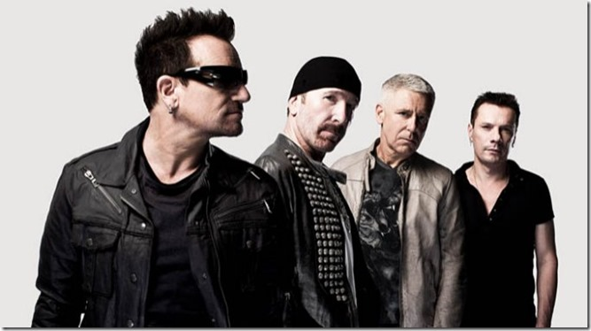 Compra boletos para U2 en Mexico DF 2017
