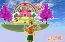 ID Kerajaan Peri Diatas Langit Di Sakura School Simulator