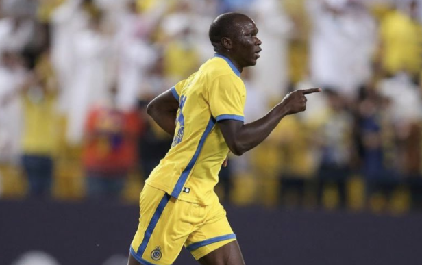 Football: Découvrez le premier but de Vincent Aboubakar dans le championnat saoudien