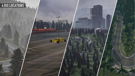 Touge Drift & Racing MOD APK 1.6 2