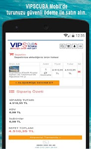 Vipscubastore.com screenshot 5