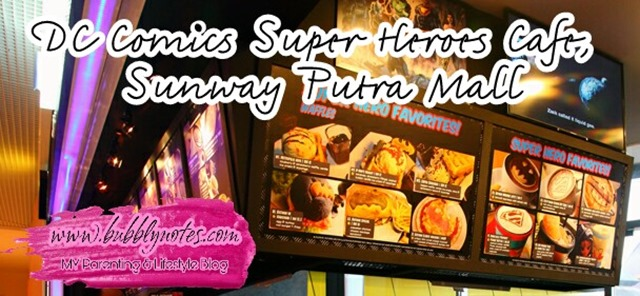 DC Comic Super Heroes Cafe, Sunway Putra Mall  (5)
