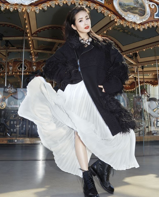 Ariel Lin China Actor