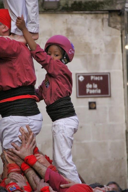 19è Aniversari Castellers de Lleida. Paeria . 5-04-14 - IMG_9441.JPG