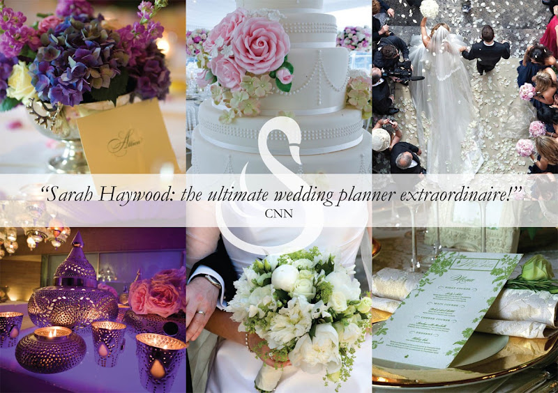 Sarah Haywood Wedding Design