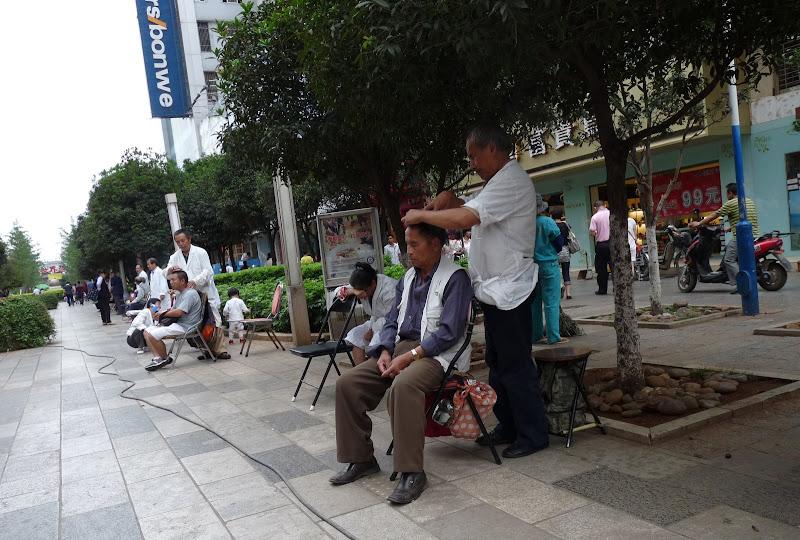 massage par des mal voyants