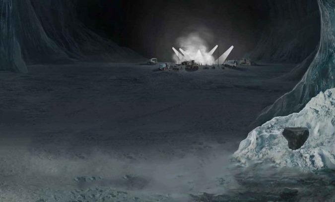 O ex-oficial da Marinha nos diz o que viu escondido na Antártida