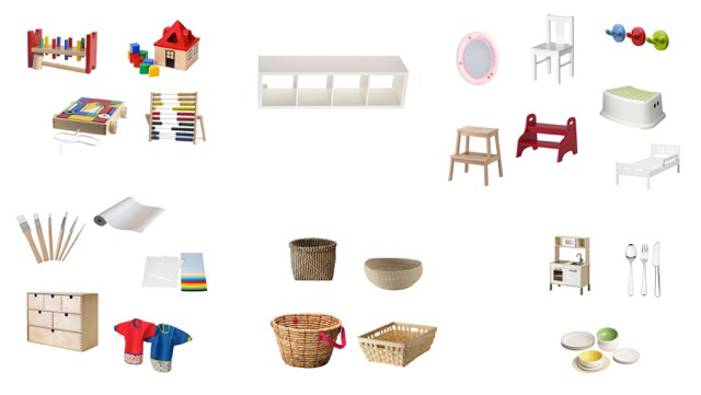 How To Create A Montessori Child Environment With Ikea