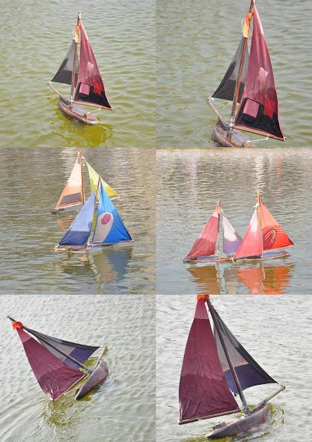 bateaux jardin des tuileries