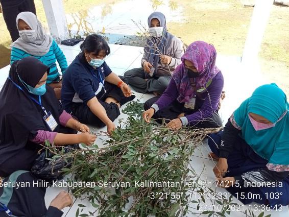 Kementan Dukung Pengendalian OPT Ramah Lingkungan dengan Menggali Potensi Tanaman Lokal Kalimantan