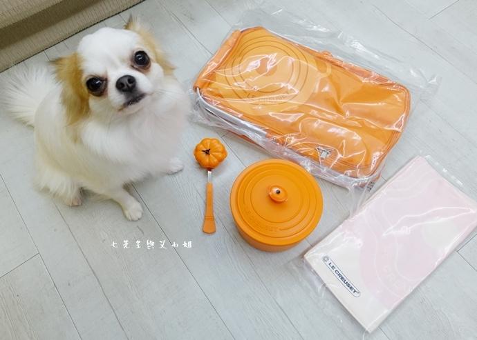 11 7-11 法國 Le Creuset 食尚集點送 食尚餐具組、雙層微波便當盒、食尚兩用餐墊、食尚保冷提籃