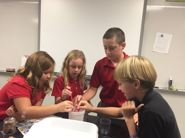 FPD 4th Grade News and Notes...: Air Pressure