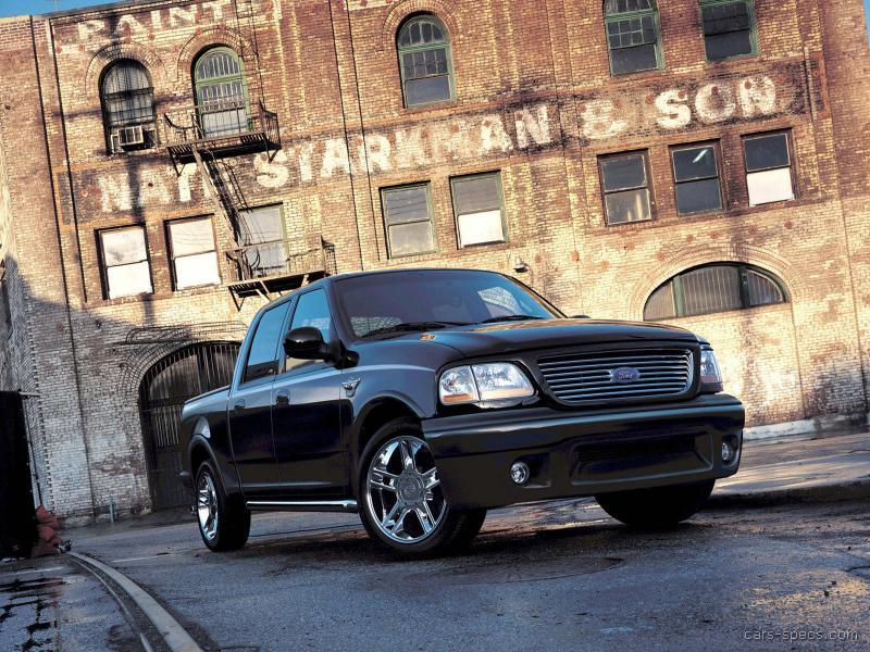 2002 ford f 150 harley davidson specifications pictures. Black Bedroom Furniture Sets. Home Design Ideas
