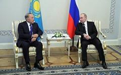 vladimir-putin-Nursultan-Nazarbayev