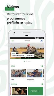 TV5MONDE Afrique - náhled