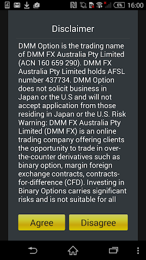 DMM Option
