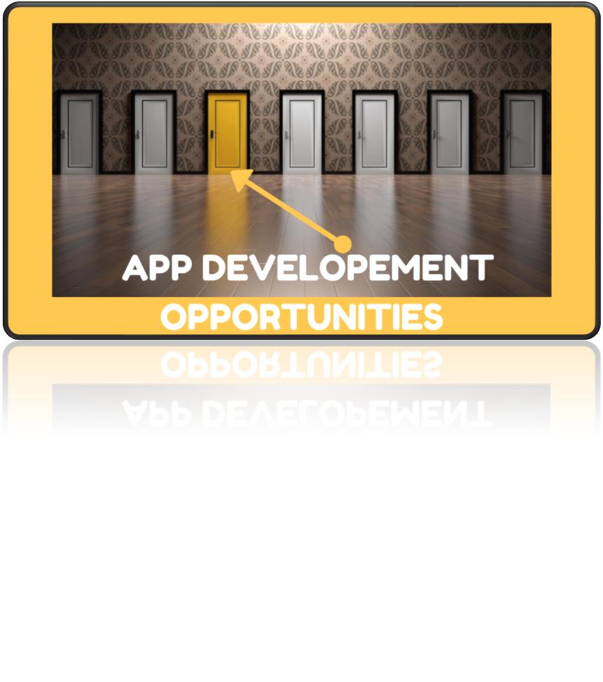 app development oppurtunities
