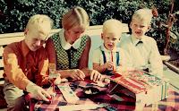 Groeneweg, Marianne, Peter, Walter Ronald 1970.jpg