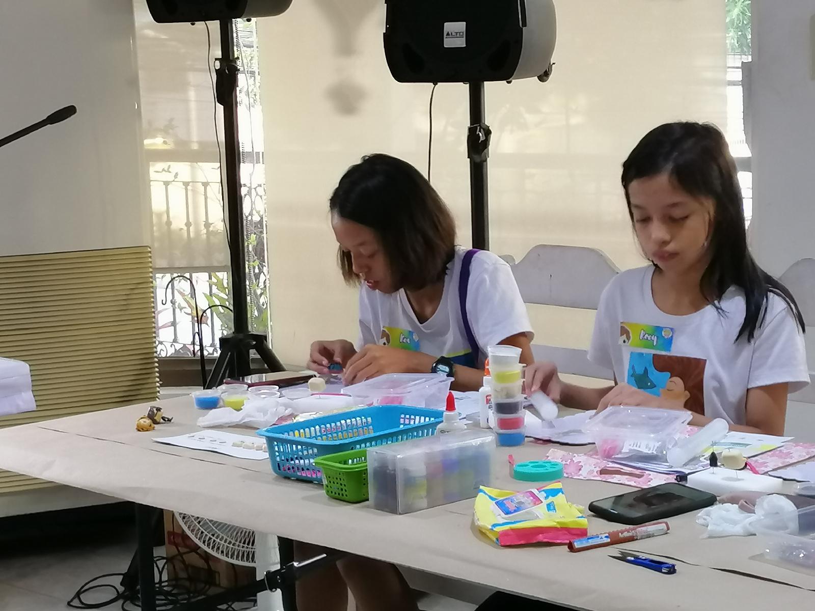 Sisters at Hulma MNL