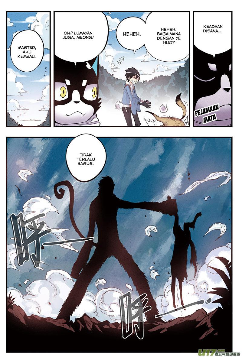 Baca Manga Zui Wu Dao Chapter 12 Komik Station
