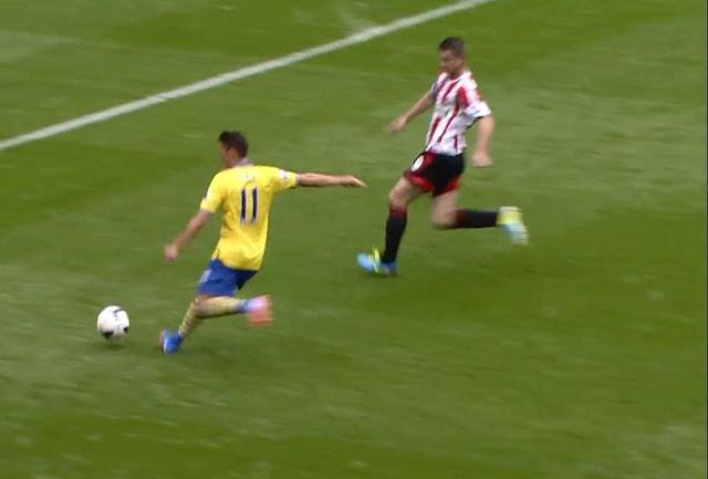 Ozil, Sunderland - Arsenal