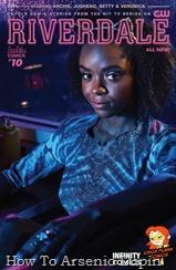 Actualización 10/11/2018: Chica Flash comparte con nosotros desde su blog el número #10 de Riverdale. Con la mayoría de los estudiantes de Riverdale High en cuarentena debido a un caso extenso de mononucleosis, la producción de la escuela de The Crucible está comprometida. Eso no le gusta para nada a la aspirante a estrella Cheryl Blossom , y ella planea hacer lo que sea necesario para descubrir quién es el paciente cero. Por Ash Gb Williams y Chica FLASH.