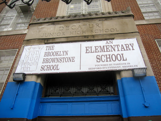 Brooklyn Brownstone School Ps 628