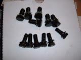 "FWB-6 Stick flywheel bolts 12.00 and CB-1 5/16"" or 3/8"" CB-2 clutch bolts 12.00"