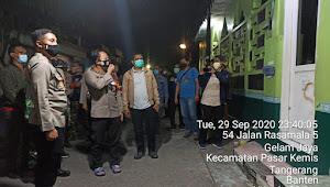 Polresta Tangerang Berhasil Ringkus Pelaku corat coret ditempat ibadah dalam waktu singkat
