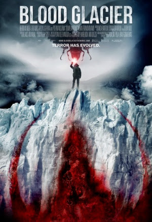 Filme Poster Blood Glacier HDRip XviD & RMVB Legendado