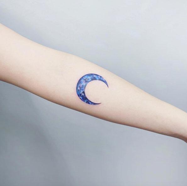 este_azul_lua_crescente