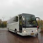 Mercedes Tourismo van Arriva Touring / het noord nederlandse orkest bus 461