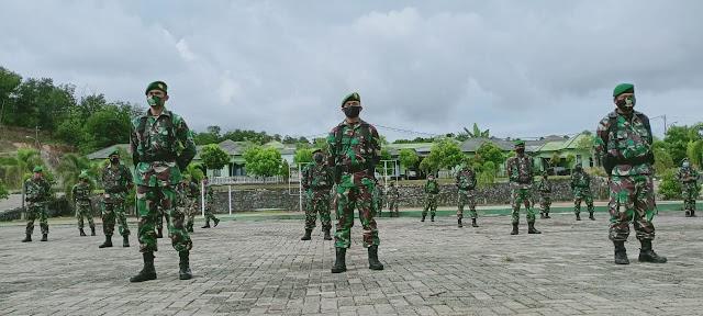 H-2 Lebaran, Kodim Tanbu Siagakan Pengamanan