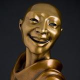 Tibetan Monk closeup