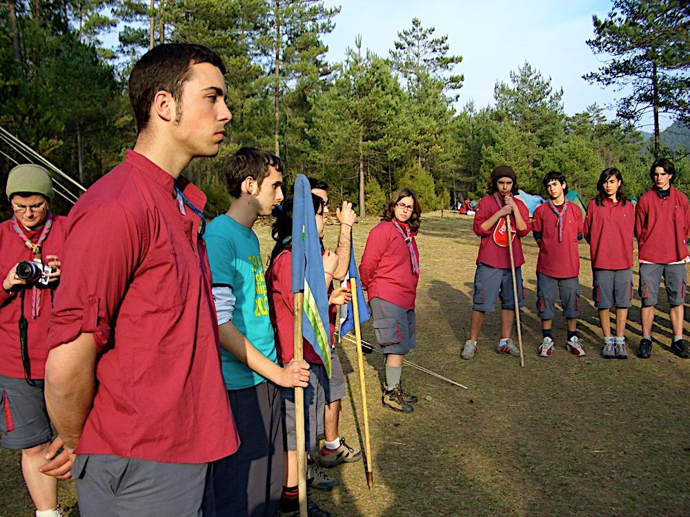 Campaments amb Lola Anglada 2005 - CIMG0259.JPG