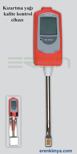 EBRO FOM 310 Kızartma yağı kalite kontrol cihazı