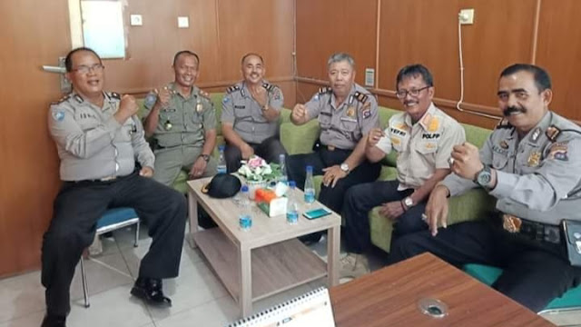 Polresta Bersama Satpol PP Bakal Tindak Tegas Tawuran