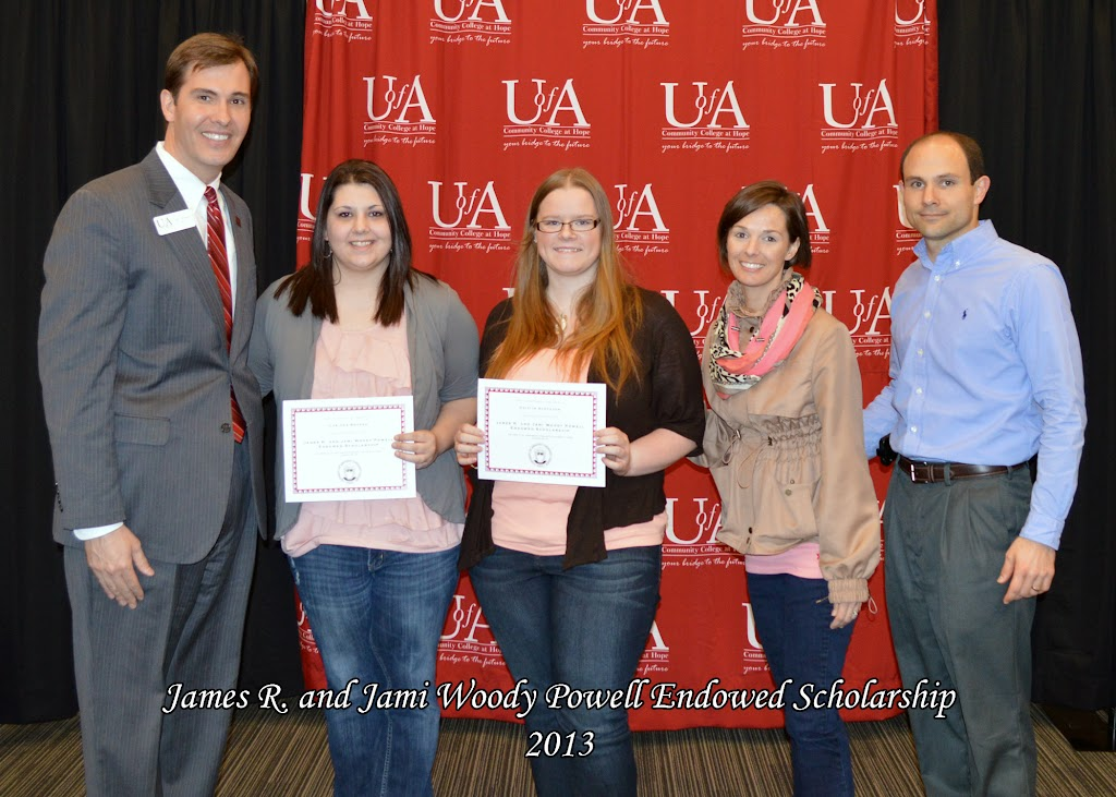 Scholarship Ceremony Spring 2013 - James%2BR%2Band%2BJami%2BWoody%2BPowell%2BEndowed%2BScholarship%2BGroup%2Bcopy.jpg