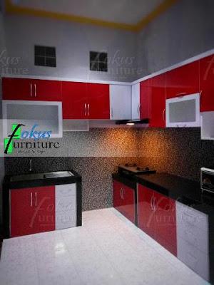 Kitchen Set Di Harapan Regensi Cakung Furniture Kitchen Set