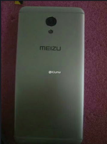 Leaked Images and Specifications Of The Meizu M5 Note 1