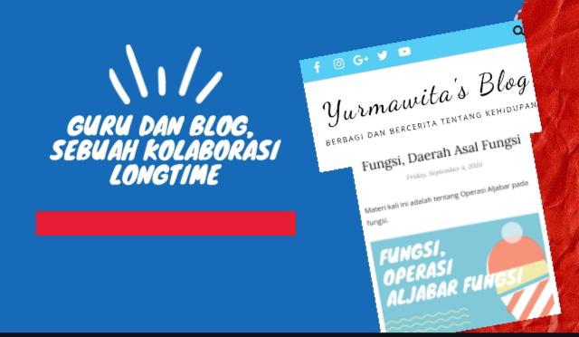 mutualisme guru dan blog