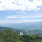 Panorámica del valle del río Risaralda