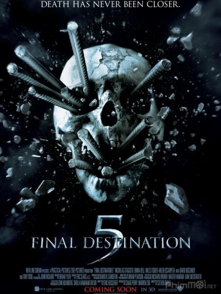 Lưỡi hái tử thần 5 - Final Destination 5 (2011)