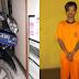 Maling Apes, Sembunyikan Motor Jarahan di Kebun, Berakhir Ditangkap Polisi