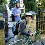 Na rowerach do Dębogóry. Majówka podstawówki