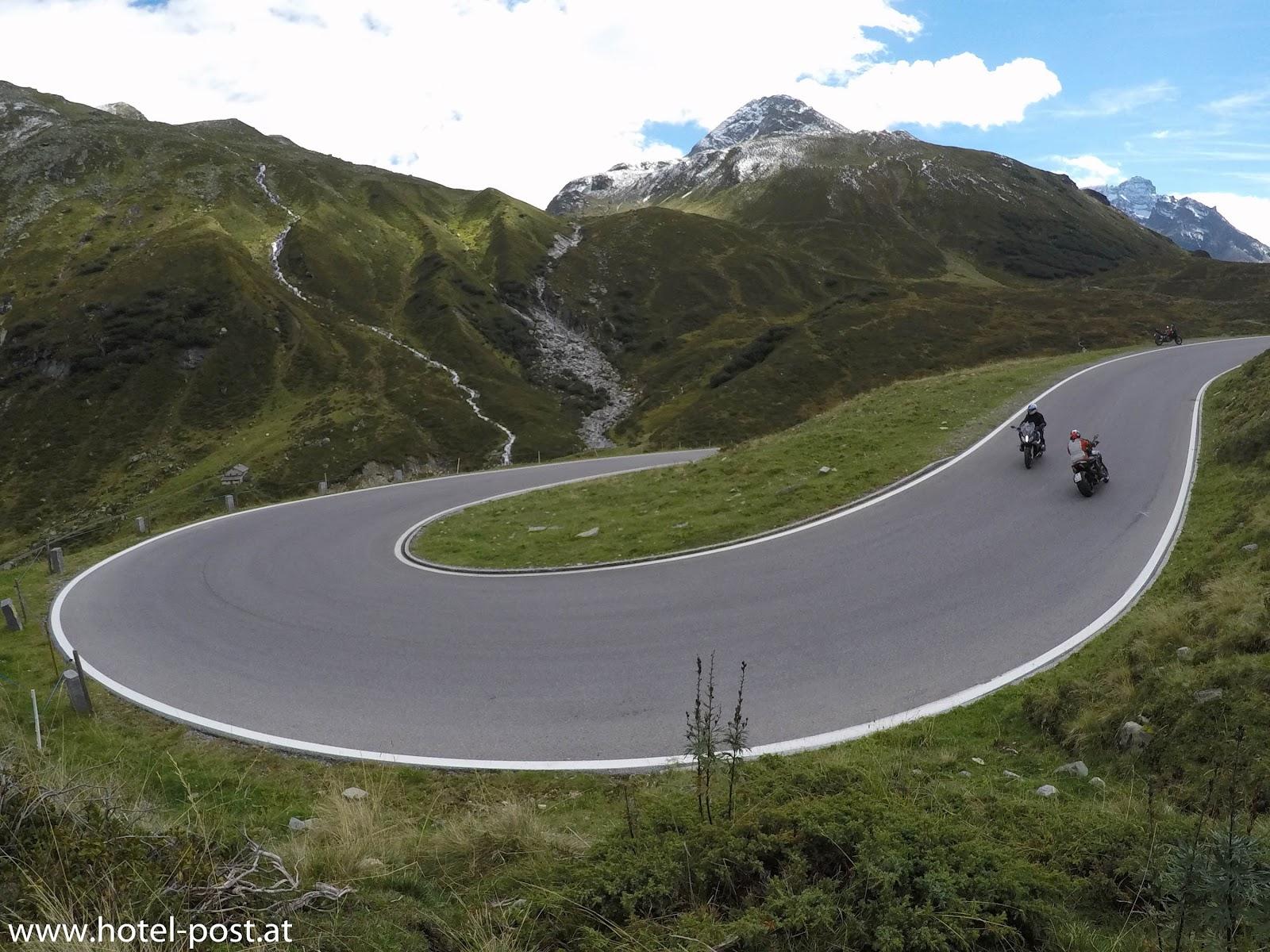 Motorrad - Bergfahrperfektionstraining 09-2017