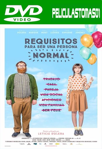 Requisitos Para ser una Persona Normal (2015) DVDRip