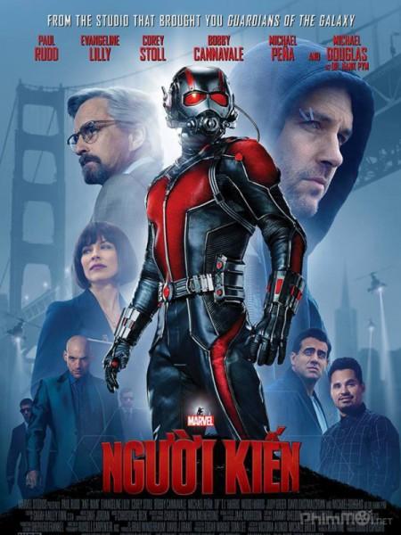 Người Kiến - Ant-Man 2015