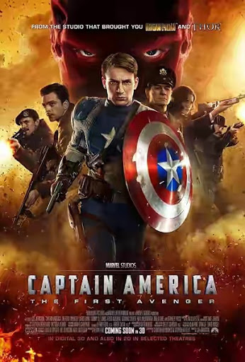 captain america the first avenger 720p bluray