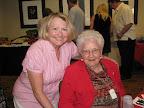 Becky Delashmit and Ann Burden.